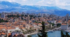 Promenade & Diocletian's Palace