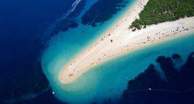 Zlatni-Rat-beach