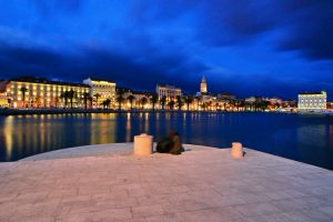 romantic restaurants in split